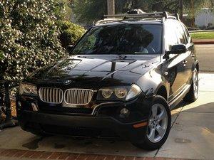 2007-2010 BMW X3 3.0si