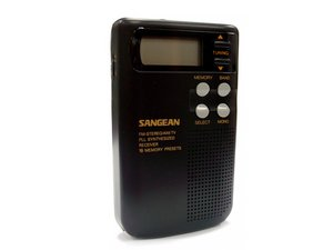 Sangean DT-200V radio Repair
