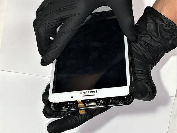 Samsung Galaxy Tab 4 7.0 Home Button Replacement