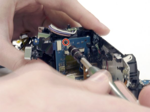 Sony Handycam HDR-CX380 Motherboard Replacement