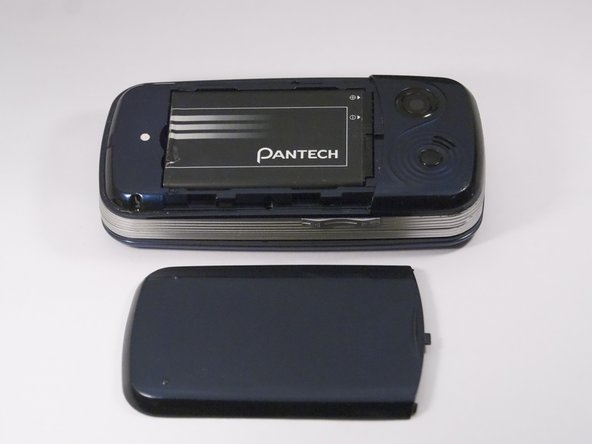Pantech Matrix Battery Replacement