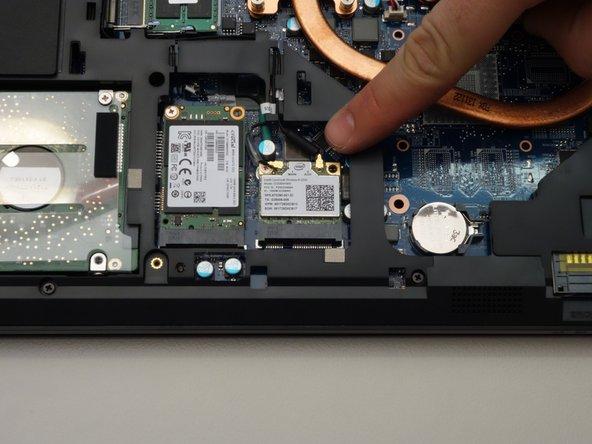 why! W650SZ WLAN/Bluetooth Chipset auswechseln