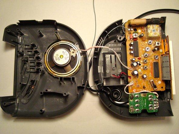 Here it is.. your alarm clock split in half.