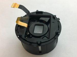 Remplacement de la lentille du Instax Mini 90