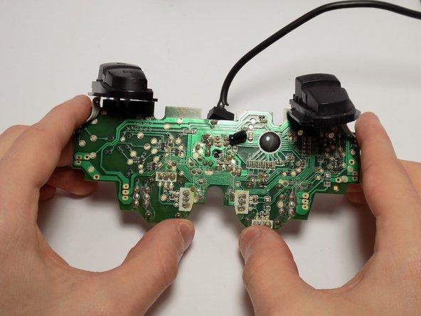 Logitech Dual Action Triggers Repair