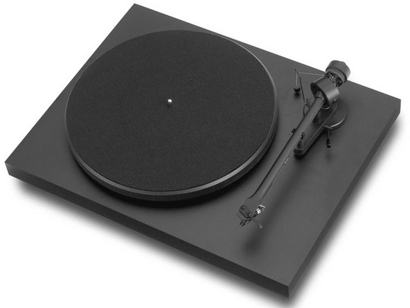 Turntable Noise Floor and Interference Repair