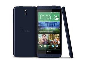 HTC Desire 610 Troubleshooting