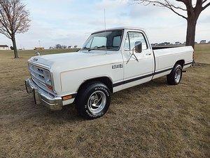 1981-1993 Dodge Ram Repair