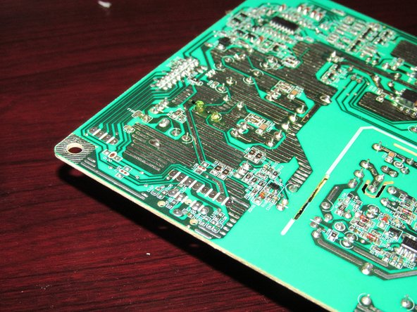 If you do not have flux on hand, solder can be used. Some flux is difficult to clean if overused.