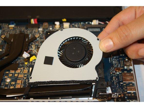 Asus Zenbook UX303L Cooling Fan Replacement