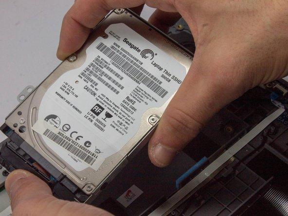 Lenovo Ideapad Flex 15 Hard Drive Replacement