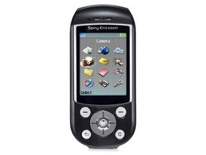 Sony Ericsson S710a Repair