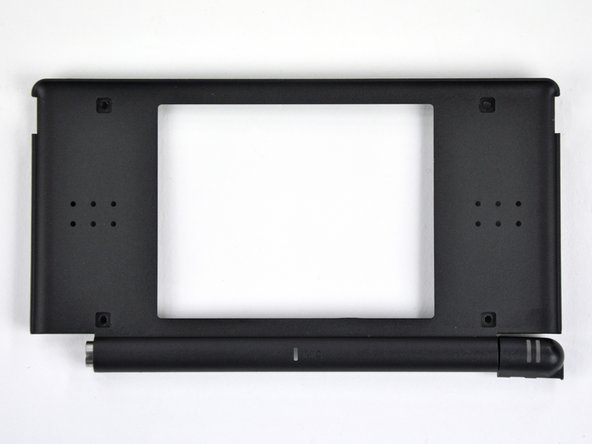 Nintendo DS Lite Front Display Bezel Replacement