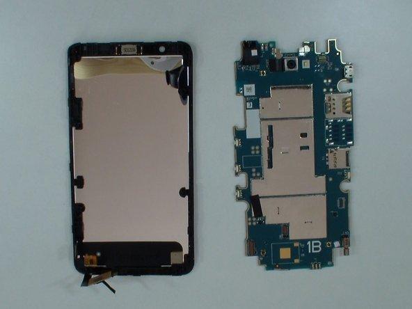 Sony Xperia E4 Logic Board Replacement