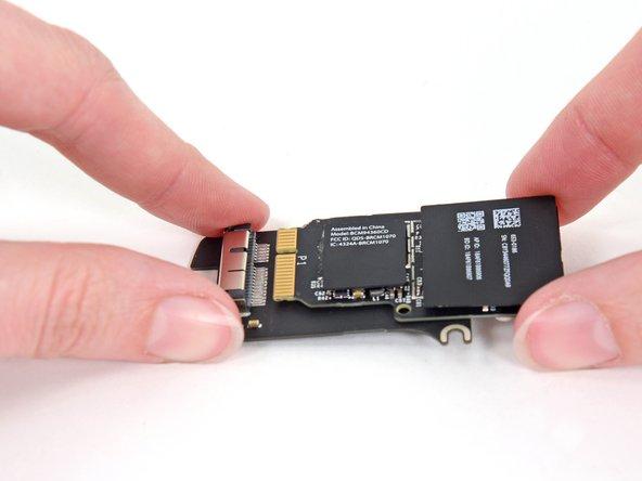 Mac Pro Late 2013のAirPortカードの交換