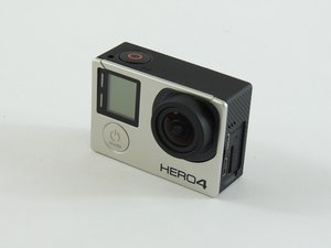 GoPro HERO4 Black Repair