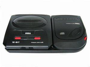 Sega CD Model 2 Repair