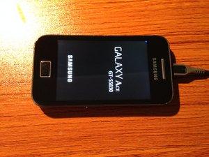 Samsung Galaxy Ace Teardown
