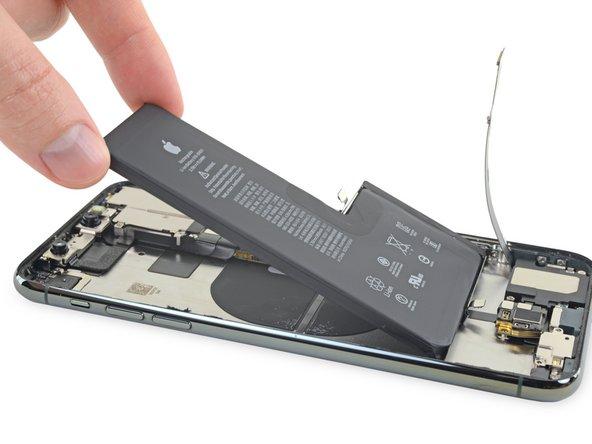 iPhone 11 Pro Max Vervanging van de batterij