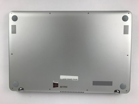 Asus Q504UA-BHI5T13 Back Panel Replacement