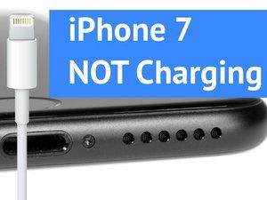 iPhone 7 lädt nicht