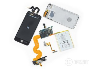 iPod Touch 5th Generation 16 GB Teardown