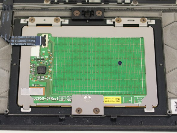 Lenovo Yoga 900-13ISK Trackpad Replacement