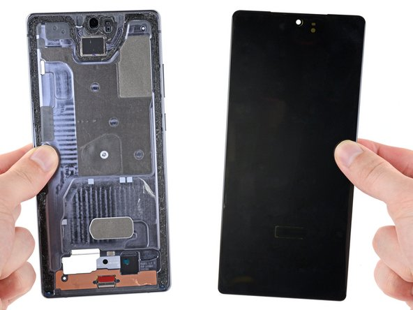 Samsung Galaxy Note20 Screen Replacement