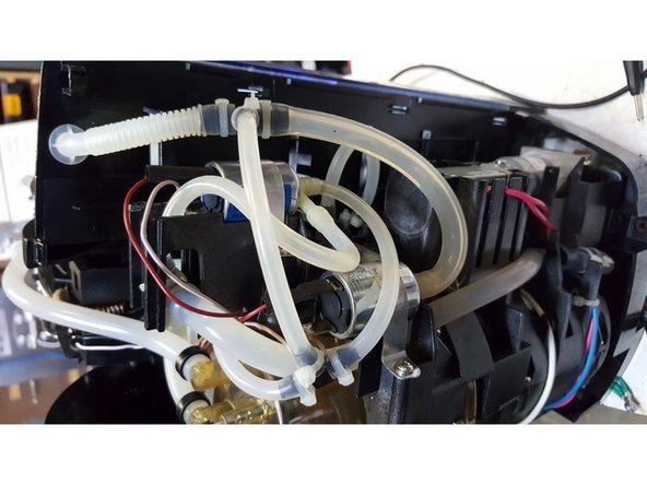 Keurig B70 Platinum Solenoid and driving transistor Replacement