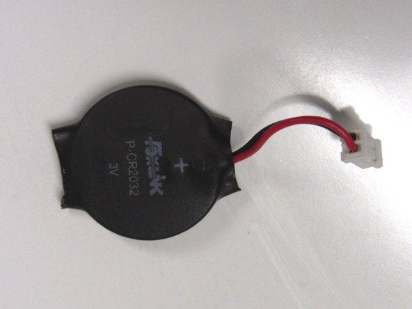 Sustitución de la batería del reloj de una PlayStation 2 Slimline