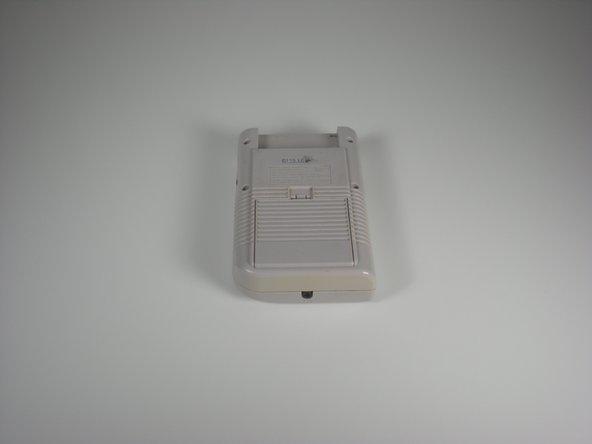 Game Boy Gehäuse Austausch