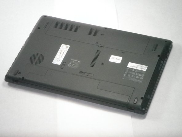 Acer Aspire 5253 Battery Replacement