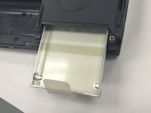 Toshiba Tecra 8200 Hard Drive Replacement