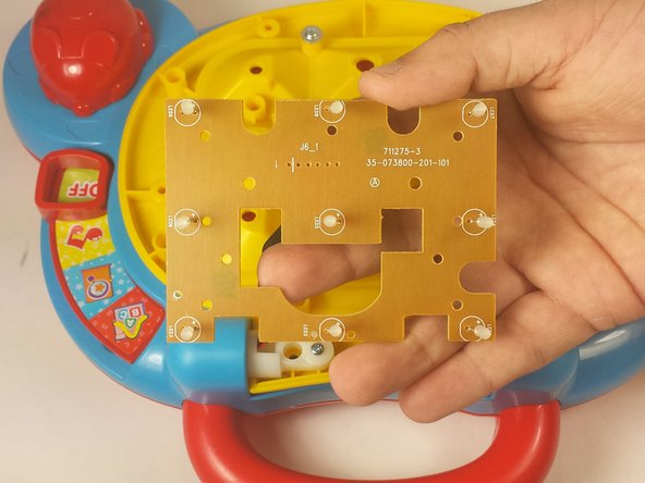 VTech Baby's Learning Laptop LEDs Replacement