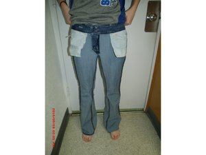 How to Resize Pants