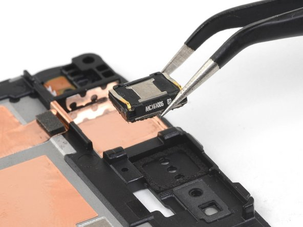 Google Pixel XL Earpiece Speaker Replacement