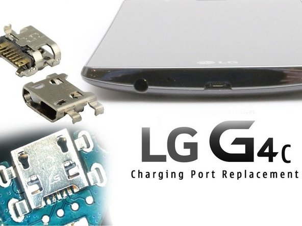 LG G4 Charging Port / Micro USB  Replacement