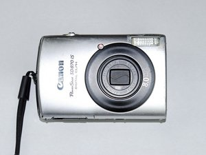 Canon PowerShot SD870 IS Repair
