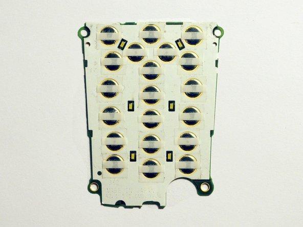 Nokia 6560 Keyboard Replacement