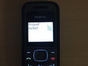 Nokia 1208 Mobile Phone Repair