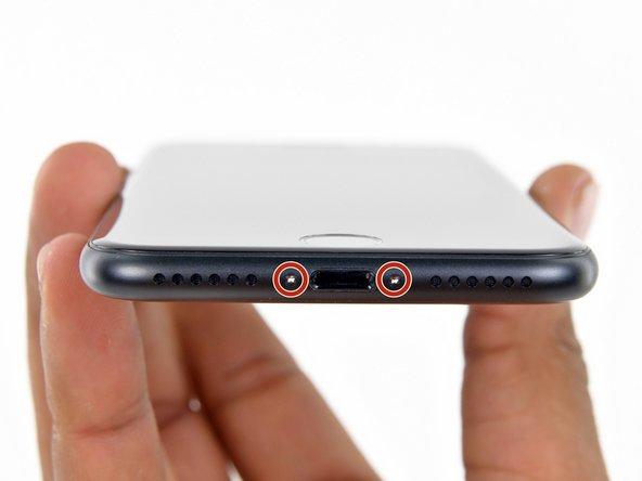 Sostituzione Lente della Fotocamera di iPhone 7