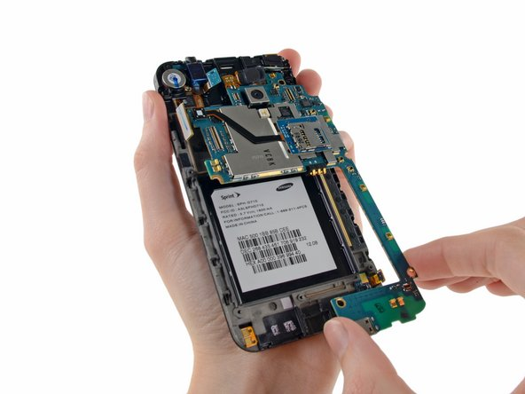 Samsung Epic 4G Touch Motherboard Replacement