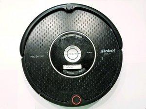 Reparación de iRobot Roomba 595 Pet Series