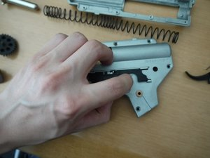 G&G CM16 Carbine Airsoft Reassembly