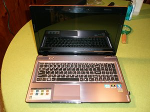 Lenovo IdeaPad Y570 Repair