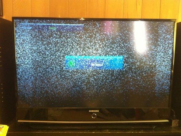 Samsung HL56A650C1FXZA 56-inch DLP TV DLP Chip Replacement