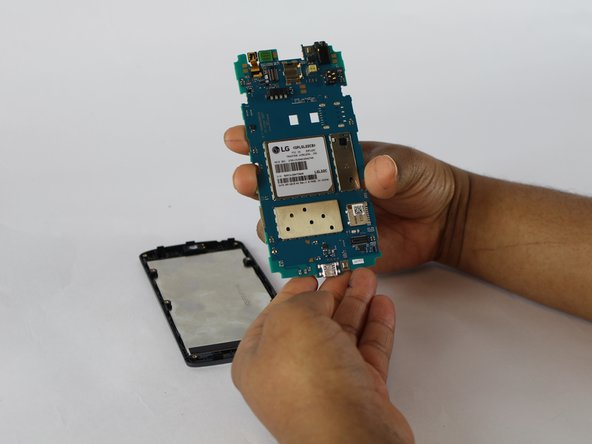 LG Power Motherboard Replacement