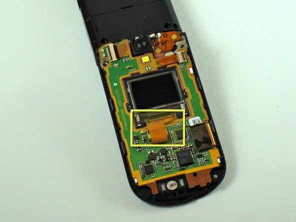 KDDI Kyocera A5521K Front LCD Screen Replacement