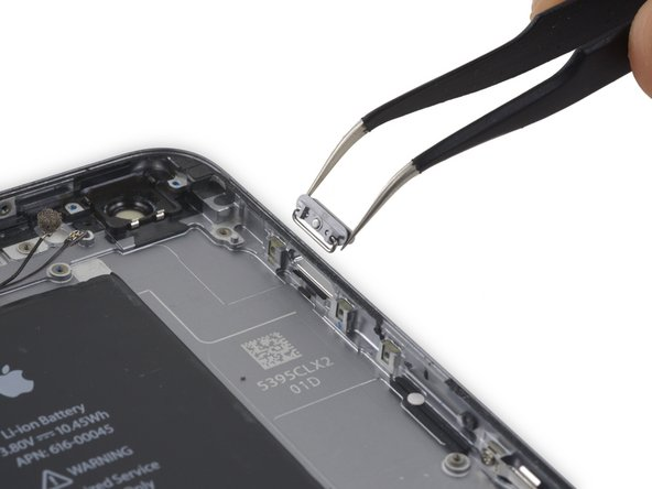 iPhone 6s Plus Power Button Cover Replacement