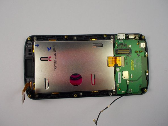 Motorola Droid Pro Screen Replacement